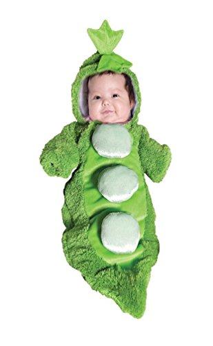 [Pea in a Pod Baby Costume] (Pea Costumes)