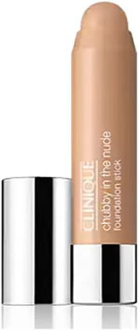 Clinique Chubby In The Nude Foundation Stick, No. 14, Voluptuous Vanilla, 0.21 Ounce