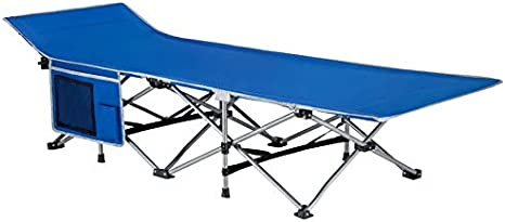 WYZQQ Cama Plegable Al Aire Libre, Cuna De Camping Plegable ...