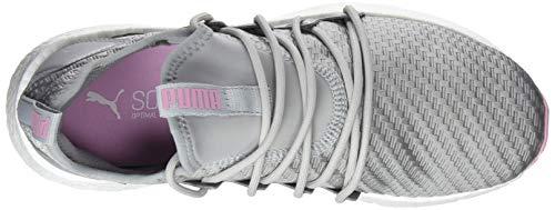 De Wns Nrgy Black Running Silver puma Cosmic puma Puma Neko Chaussures Compétition Noir Femme HqX4dtF