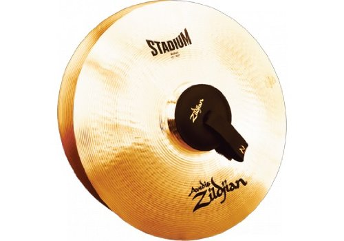 Zildjian A0483 18-Inch Orchestral Cymbals Stadium Series Medium Pair