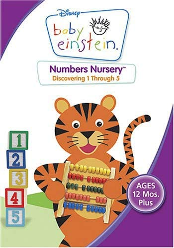 Baby Einstein - Numbers Nursery (17 Kids And Counting 2 Dvd Set)