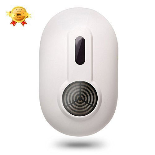Ultrasonic Pest Control Repeller - Cozy Life Indoor Pest, Insect & Rodent...