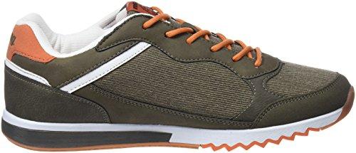 Sneakers Multicolore Kakywhastex Homme Kaky Kakyaction Basses Pu Vertigo MTNG Blanco Gante 5Txw6qIO