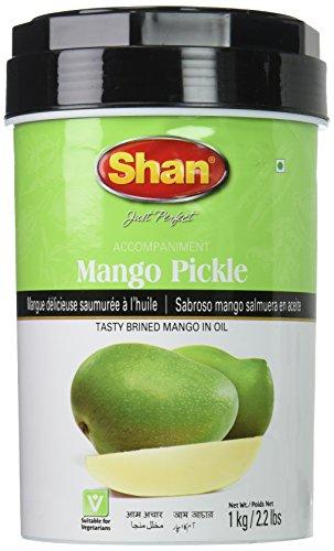 Shan Mango Pickle - 2.2 Lb (1 Kg)