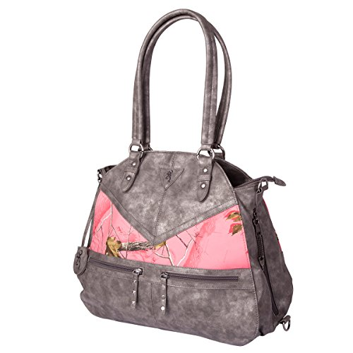 Browning Kendall Pink Camouflage Concealed Carry Large Ha...