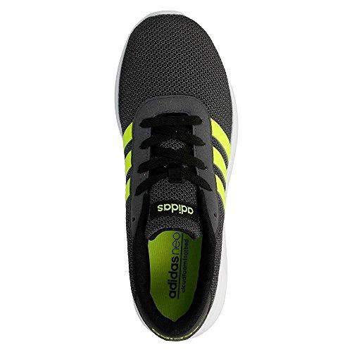 adidas Lite Racer, Scarpe da Ginnastica Uomo, Nero (Negbas/Amasol/Grpudg), 49 EU