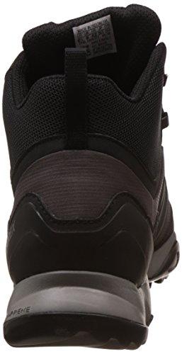 adidas Terrex Swift R Mid, Bottes de Randonnée Homme, Gris (Grigio Granit/Negbas/Grpuch), 40 EU