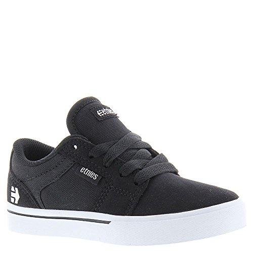 etnies Kids Barge LS - Zapatillas de Skate Niños negro/blanco