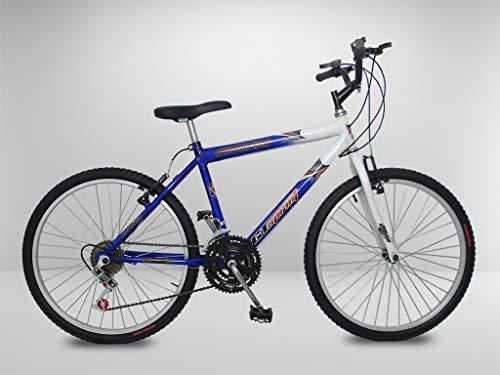 Bicicleta Wendy 24 Azul 18M