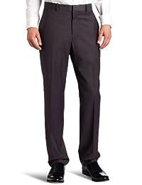 Perry Ellis Men's Solid Slim-Fit Pant