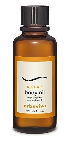 Erbaviva - Organic Body Oil (Relax/Awaken/Embrace) (Relax) from Erbaviva