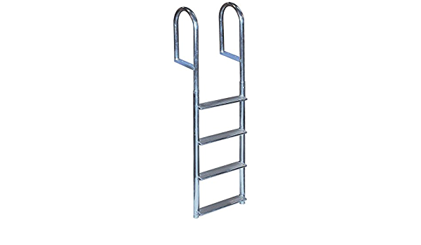 Tommy Docks 4 Rung Wide Step Dock Ladder Amazon Com