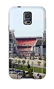 Lovers Gifts clevelandrowns NFL Sports & Colleges newest Samsung Galaxy S5 cases 3132178K158213941