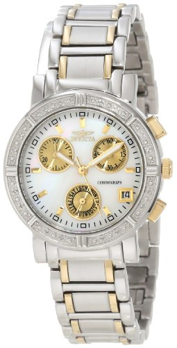 Invicta Women's 4719 II Collection Limited Edition Diamond Two-Tone Watch