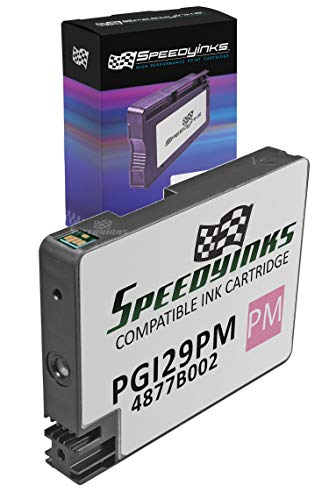 Speedy Inks Compatible Ink Cartridge Replacement for Canon PGI-29PM (Photo Magenta)