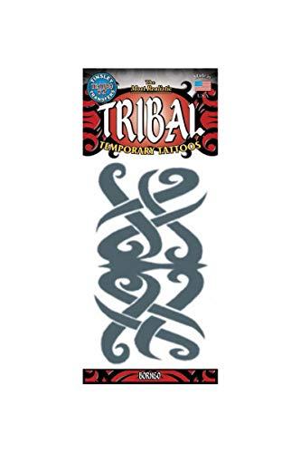 Tinsley Transfers Borneo Tribal Adult Tattoo (1 Pack)