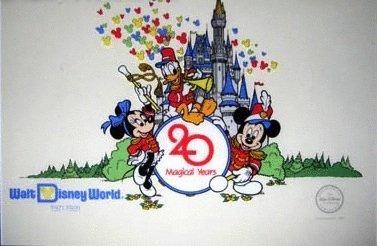 Disney Sericel - Animation Art - Disney - Limited Editions
