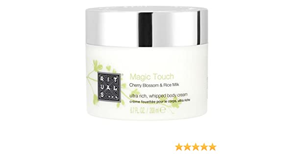 Rituals Cosmetics Magic Touch Crema Corporal, 200 ml