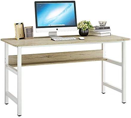 JEROAL 55 Inch Computer Desk
