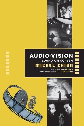 Audio-Vision by Columbia University Press