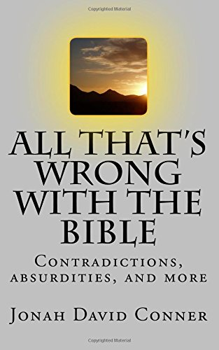 All That's Wrong with the Bible