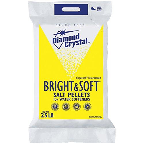 Bag Of Salt Water Softener - 1