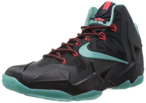 bb9a151f7d7e Galleon - Nike LEBRON XI Prohibition Mens Hi Top Basketball Trainers 616175  004 Sneakers Shoes (uk 8 Us 9 Eu 42.5)