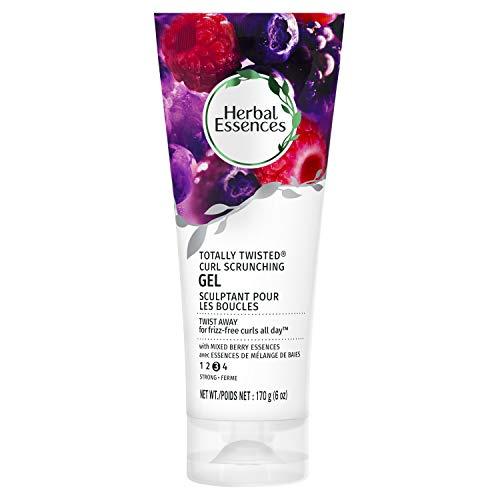 Herbal Essences Hair Gel 6 Oz, Pack of 4