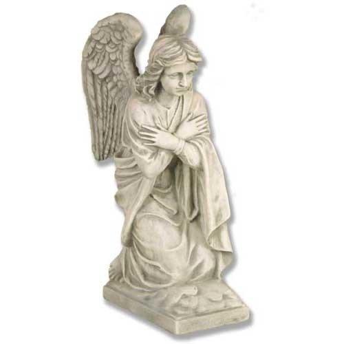 (XoticBrands OSF7230-48A Adoration 12 Garden Angel Statue)