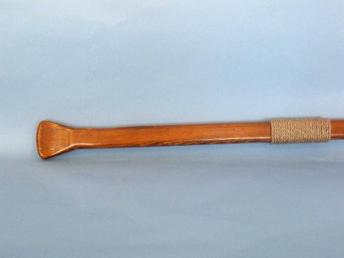 Wooden Hamilton Squared Rowing Oar 62'' - Nautical Decoration - Wooden Oar - Nautical by Handcrafted Model Ships (Image #5)