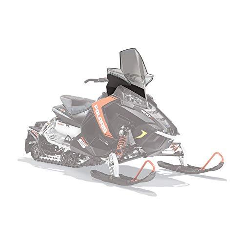 Genuine Pure Polaris Snowmobile Smoke AXYS Extra Tall Windshield pt# 2880395