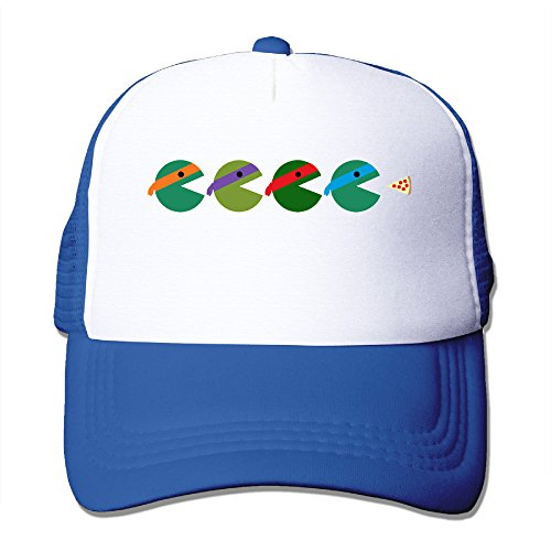 Krang Costume Turtles Ninja (ACMIRAN Pac-Turtles Personalize Mesh Hat One Size)