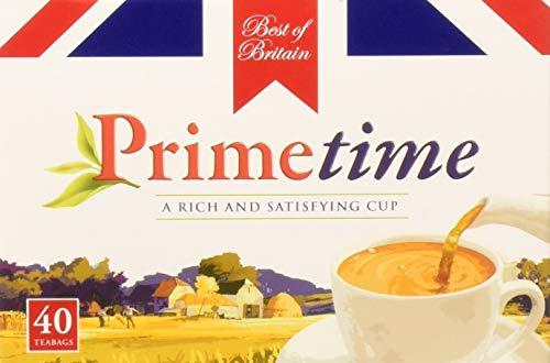 Ahmad Tea Primetime English Black Tea, Primetime, 40 Count