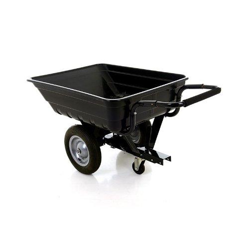 Turfmaster-RemorqueBrouette-Basculante-200-kg-pour-tracteur-tondeuse-autoporte-quad