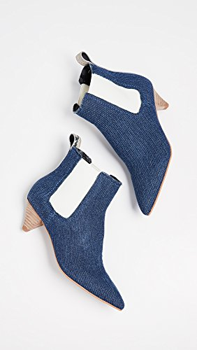 Indigo Denim Boot Yorona Women's Ankle Vita Dolce pgaqTT