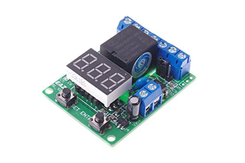 SMAKN® Voltage Control Relay / signal timing start / trigger timer / auto 12V time delay relay /VT2.3