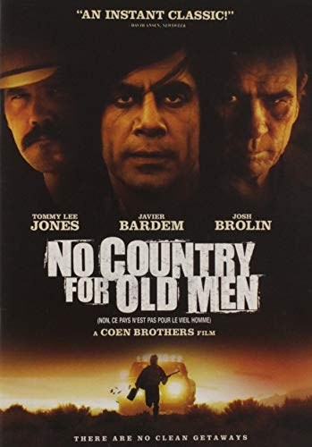 No Country for Old Men (Bilingual)