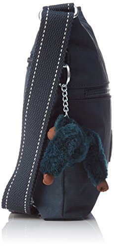 Amazon.com: Kipling Zamor Duo, Womens Cross-Body Bag, Grün ...
