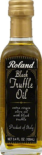 Roland Black Truffle Oil, 3.4 Fluid Ounce -- 12 per case.