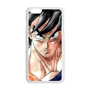 Cartoon Anime Cool White iPhone plus 6 case