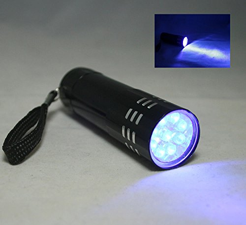 DLLL FLASHLIGHT BLACKLIGHT Flashlight Furniture