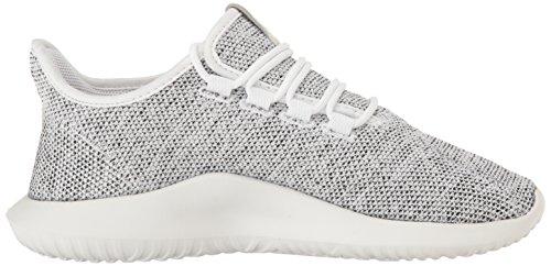 Adidas Originals Vrouwen Buisvormige Schaduw W Mode Sneaker Wit / Pearl Grey / Haze Koraal