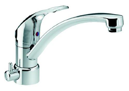 mitigeur évier avec robinet d'alimentation intégré pour lave ... - Robinet Alimentation Lave Vaisselle