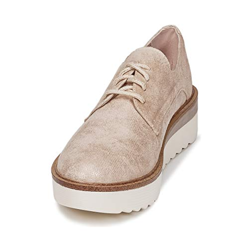 Casual Nude Lace 5 Rose Shimmer eu 40 Up Ladies 6 uk Shoes 47771 Xti ZUwFqEIx