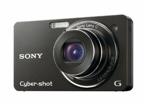 Sony Cyber-shot DSC-WX1/B 10MP