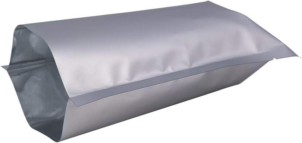 50X bolsas de Mylar 5.1mil - 20,32 cm x 30,48 cm - 20 cm x 30 cm - por Fresherpack