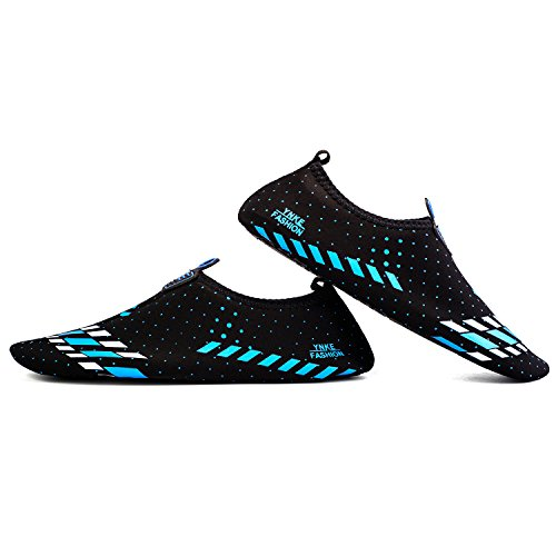 Unisex Sanyes Aqua Yoga Black 03 Water Quick Aerobics Dry On Water Shoes Barefoot Slip Socks 4qqxdB