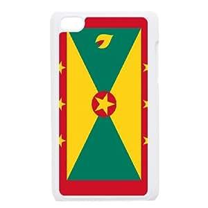 Grenada Flag iPod Touch 4 Case White TQ7203226