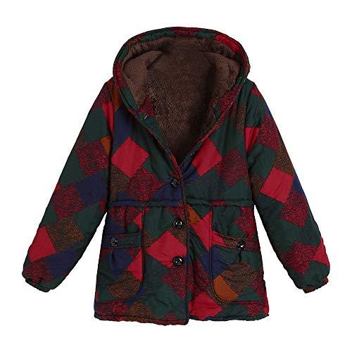 Sweatshirt Veste Rouge Pullover Manteau Tops Femme À Hoodie Mode Capuche Blouson Hiver Blouse Shobdw pC0qwHx